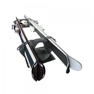 magnetic ski rack gev skipass