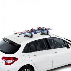 Magnetic Snowboard & ski Rack Aconcagua