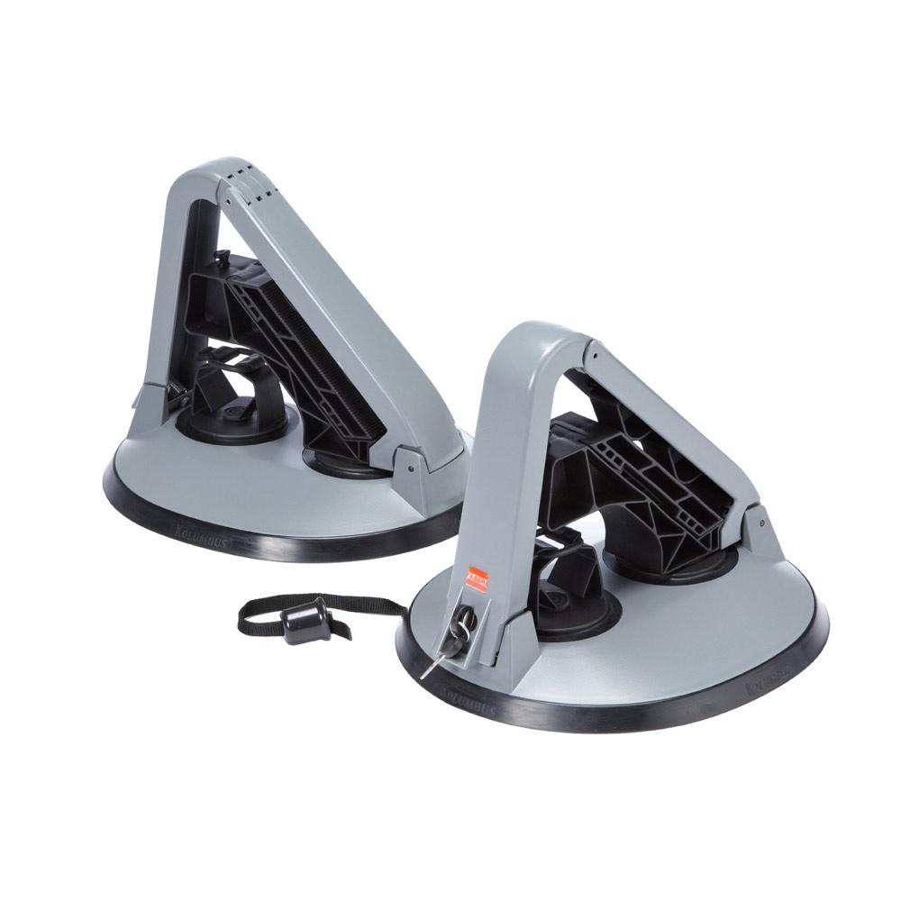 Magnetic ski rack Kolumbus SKI-BOARD